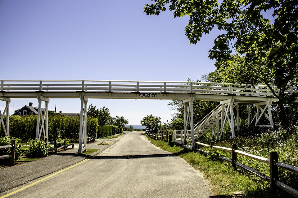 VERTEX Structural Engineering Design, Siasconset Footbridge, Nantucket Island, 45287