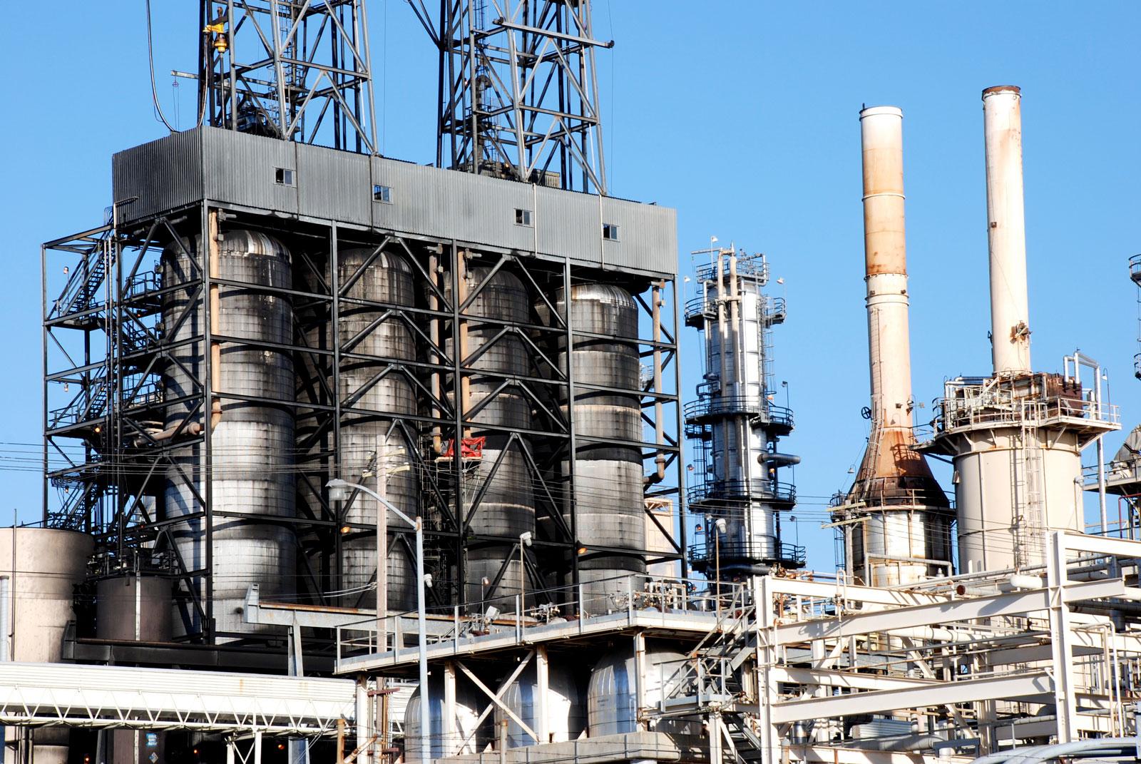 VERTEX Loss Control, Oil Refinery 51472
