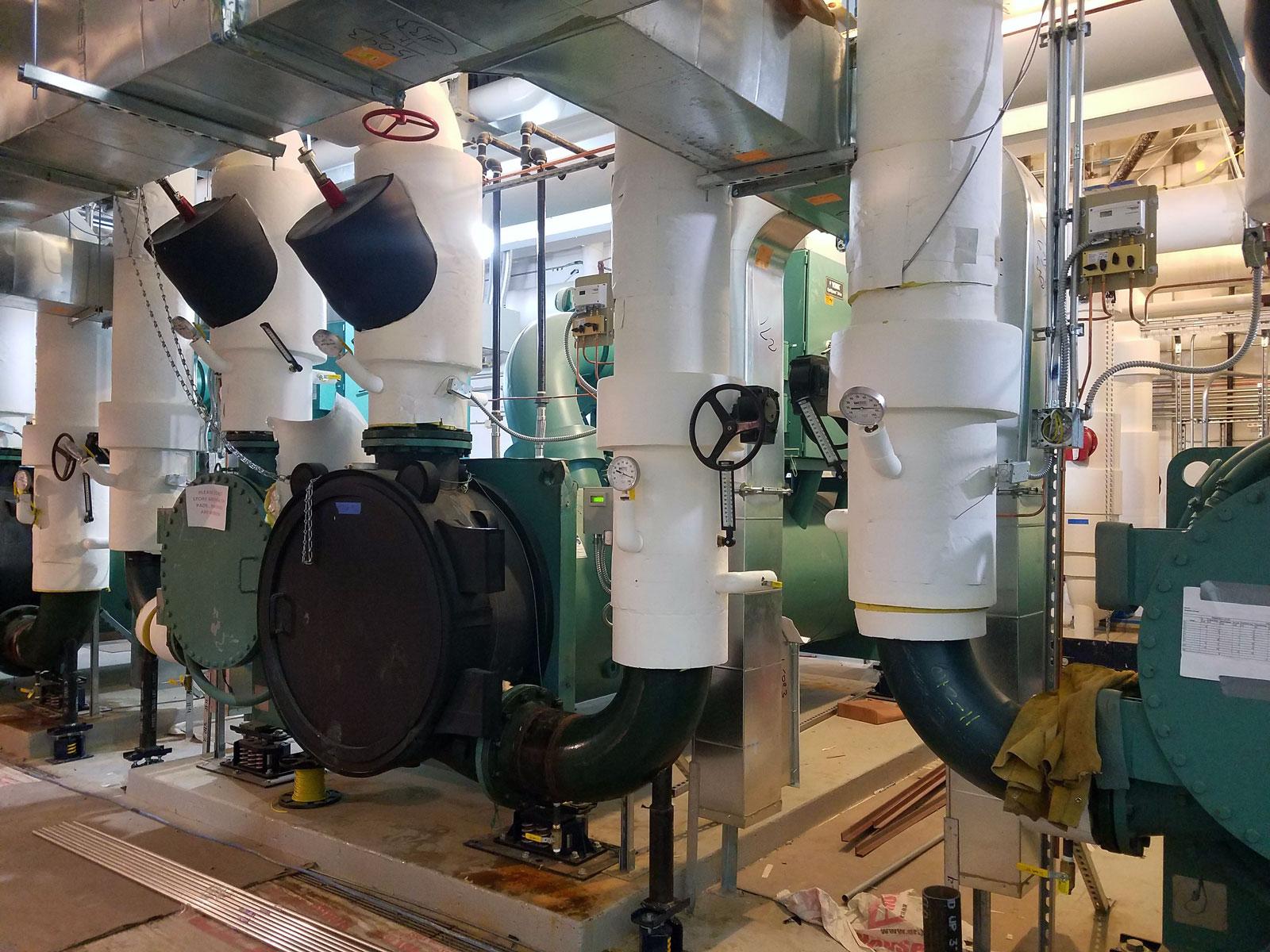 VERTEX Environmental Loss Control for Cold Storage Facilities, 52067