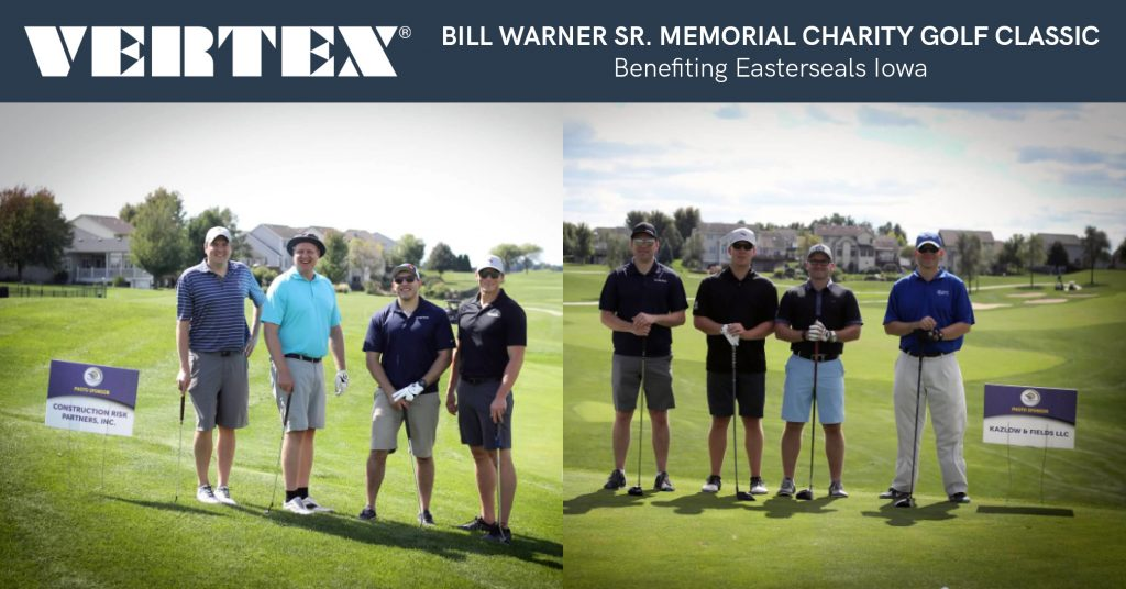 VERTEX-BILL-WARNER-SR-MEMORIAL-CHARITY-GOLF-CLASSIC-Eater-Seals-Iowa