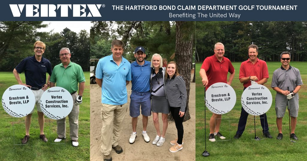 VERTEX-Hartford-Bond-Claim-United-Way-Golf-Oct-2018
