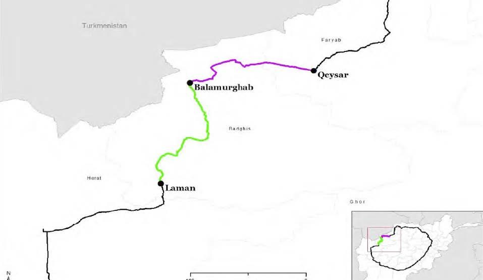 VERTEX Construction, Surety, Afghanistan Highway 1, 33520
