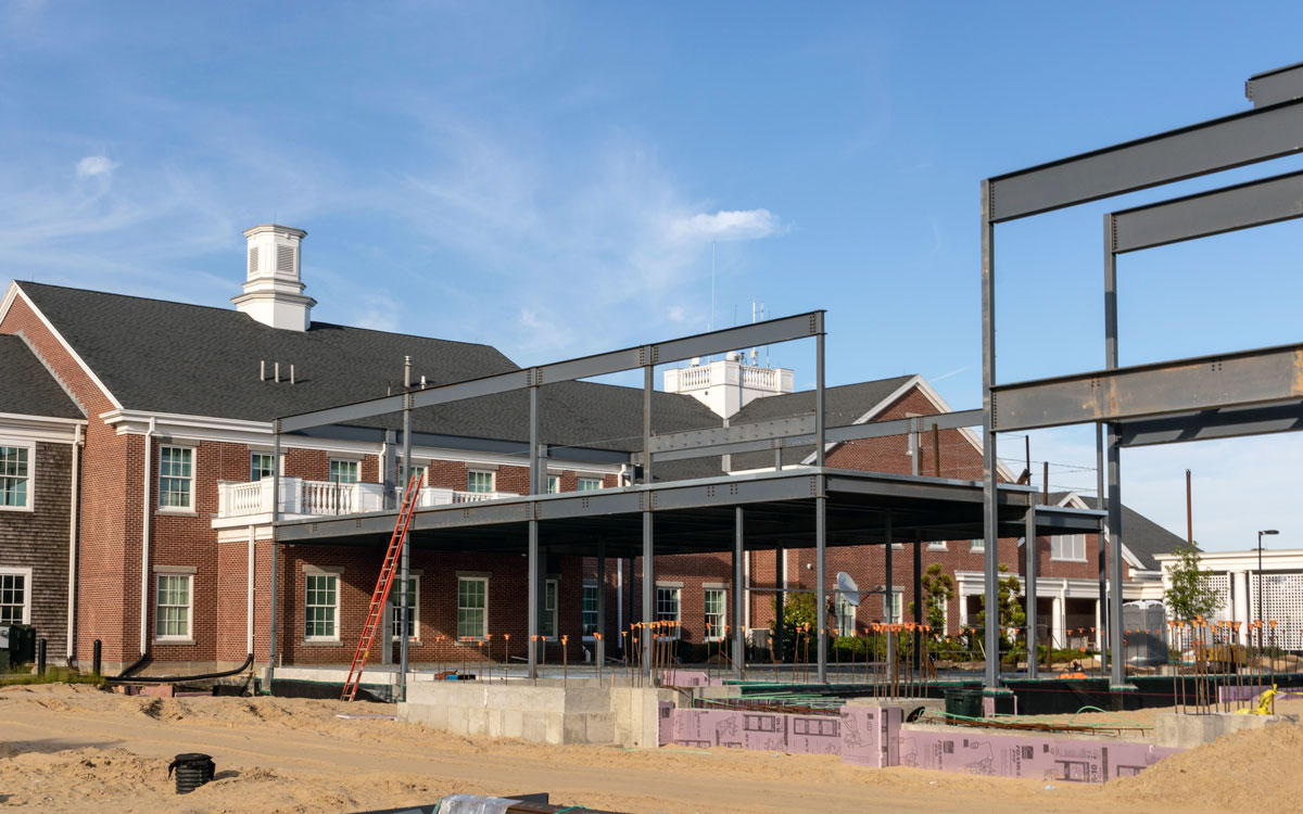 VERTEX Construction, Owner's Representation, Town of Nantucket Fire Station, MA