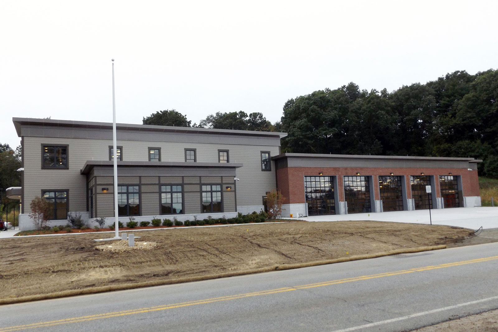 VERTEX Construction, Owner's Representative, Town of Westford, MA Fire Station, 37736