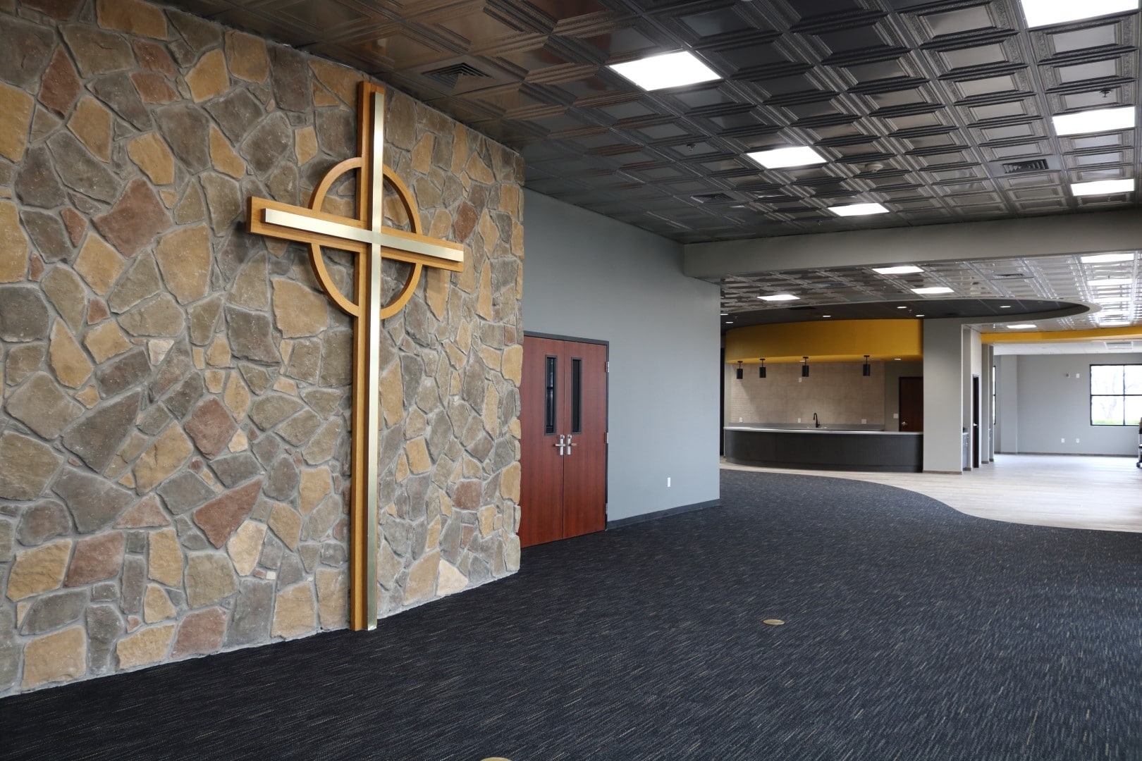 VERTEX Tenant Improvement Contracting, Lighthouse Fellowship Church and Christian Academy, 46052