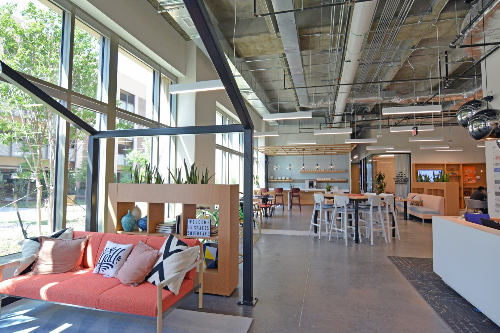 VERTEX Tenant Improvement, Southlake Coworking, 47103