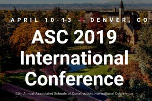 VERTEX's Bill McConnell to Speak at ASC 2019 International Conference