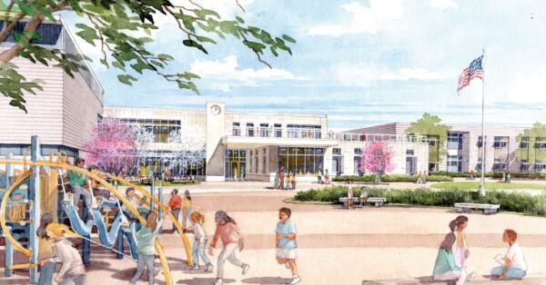 Mindess Elementary School, Ashland, MA