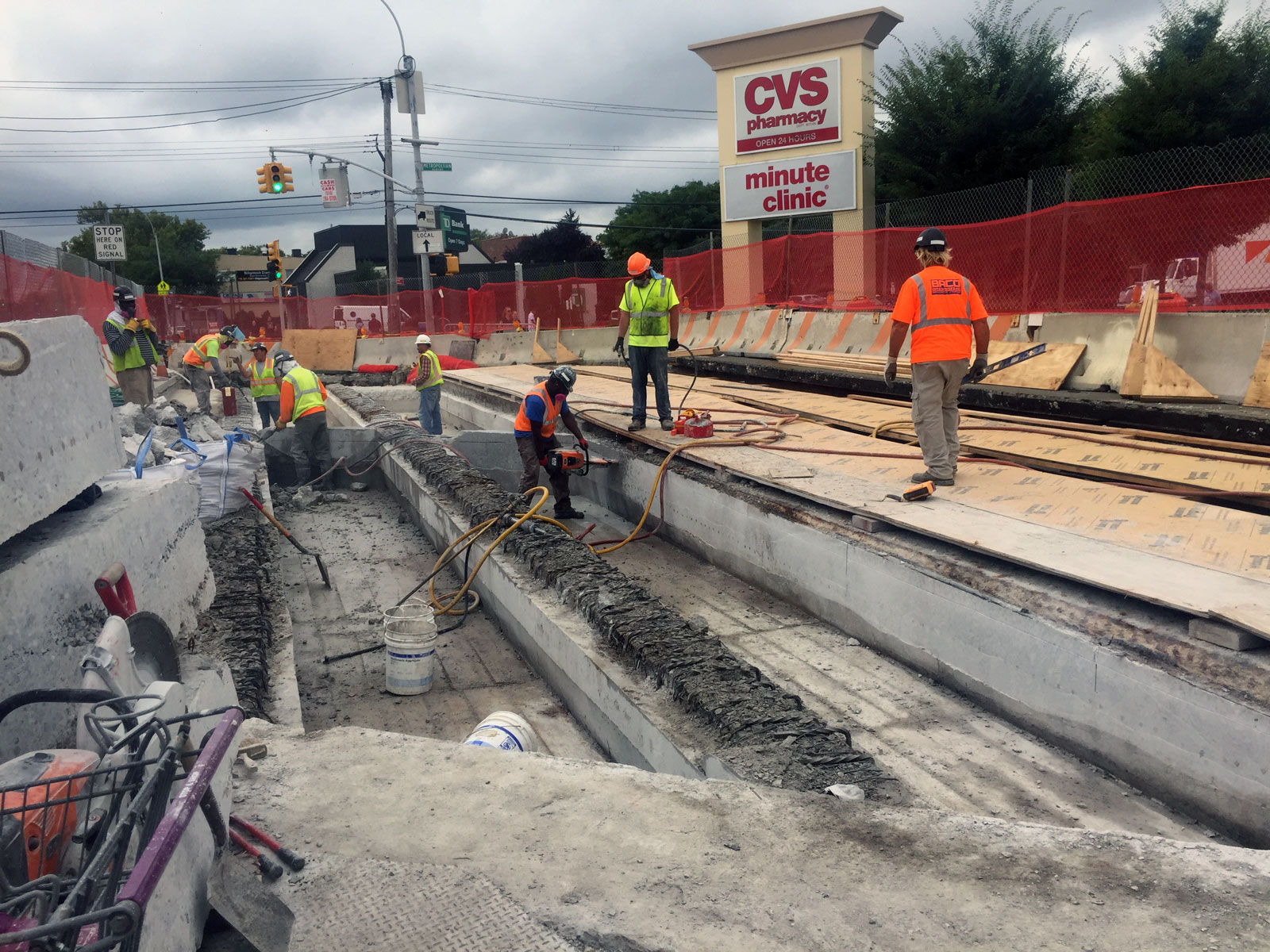 VERTEX Surety Claims Consulting, Emergency Bridge Deck Replacement, NYC, 48512