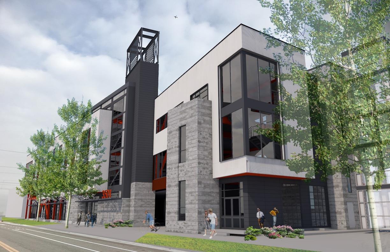 VERTEX Structural Engineering Design, Blake Street Mine, 49476