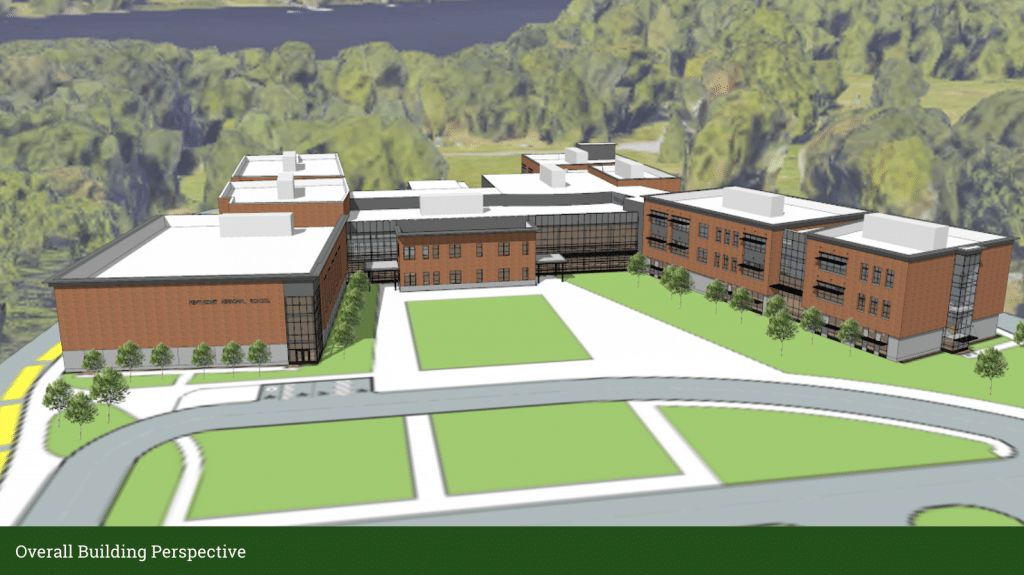 VERTEX's Pentucket Middle-High School Project Approved by Voters
