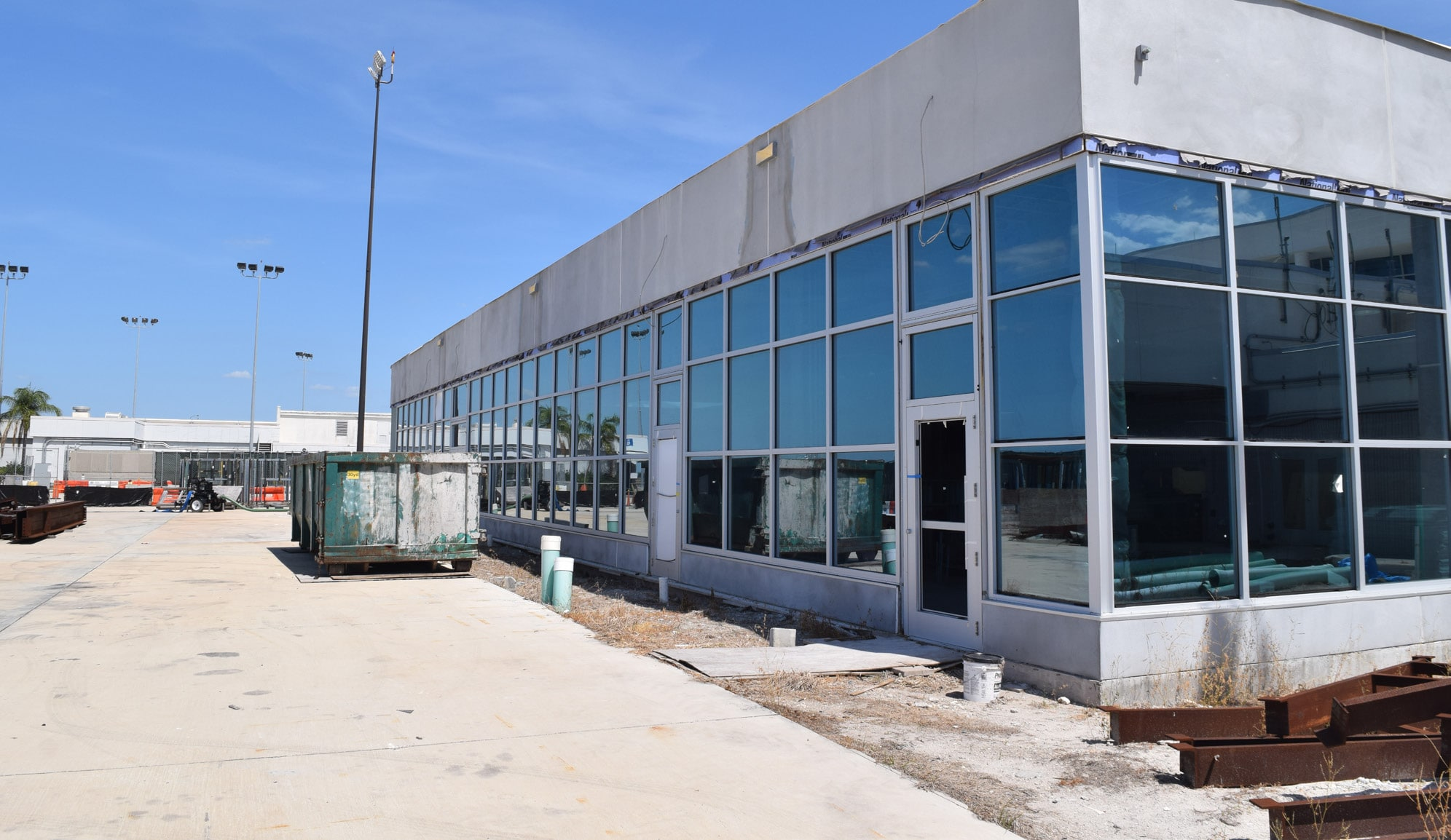 VERTEX Surety Claims Consulting, St Petersburg Airport, FL, 48534