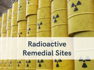 VERTEX, Radioactive Remedial Sites, Chris De Carlo