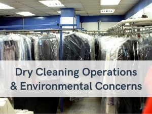 VERTEX, Dry Cleaning Operations & Environmental Concerns by Lauri Fern