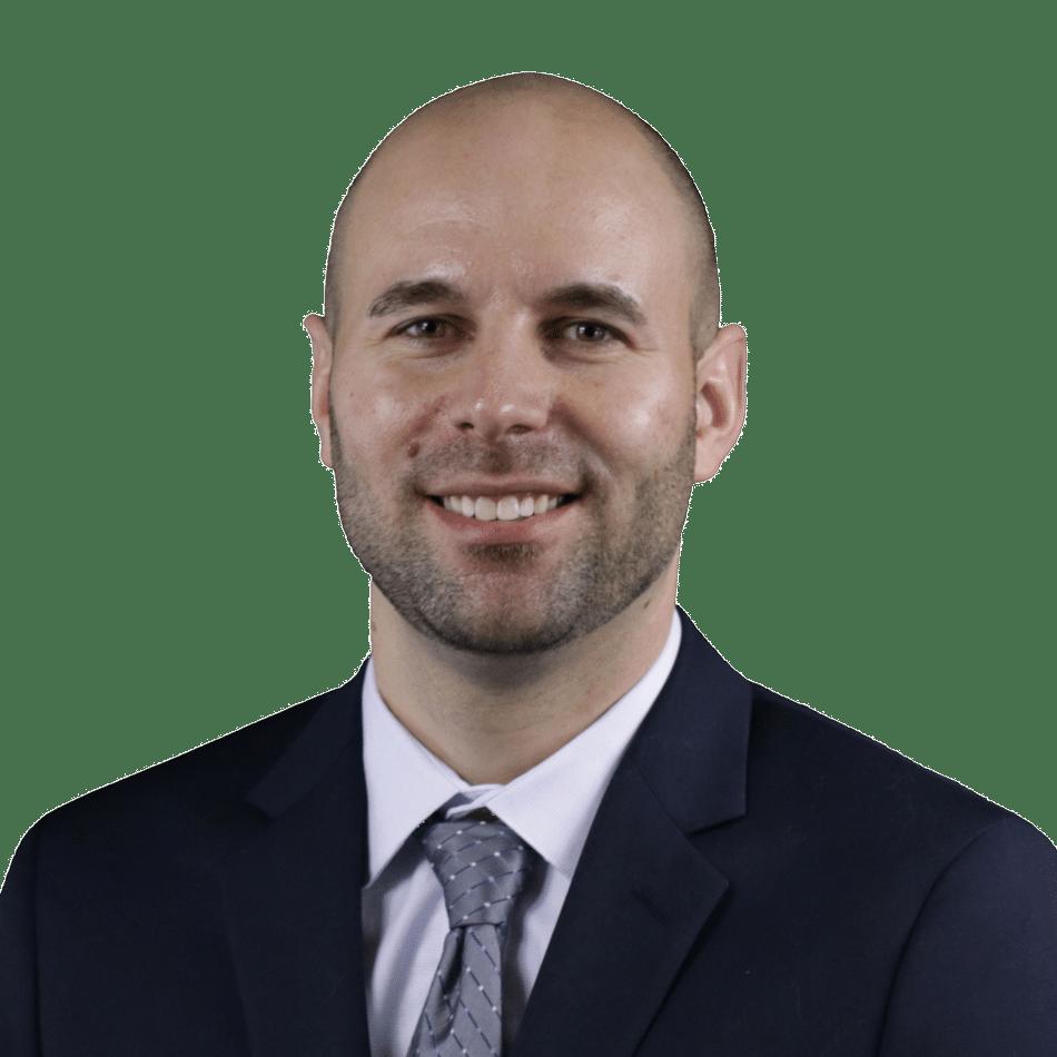 VERTEX Division Manager, IHBS, Derek Dauberman