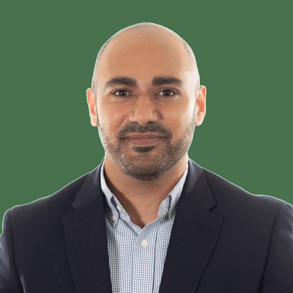VERTEX ReCon Division Manager, Gurtej Singh