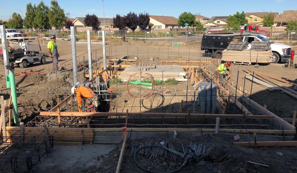 VERTEX Surety Claims, Summerlake Elementary School, Oakley, CA, 55875