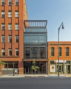 VERTEX Awarded ENR Mountain States Best Small Project of 2019 for SugarSquare