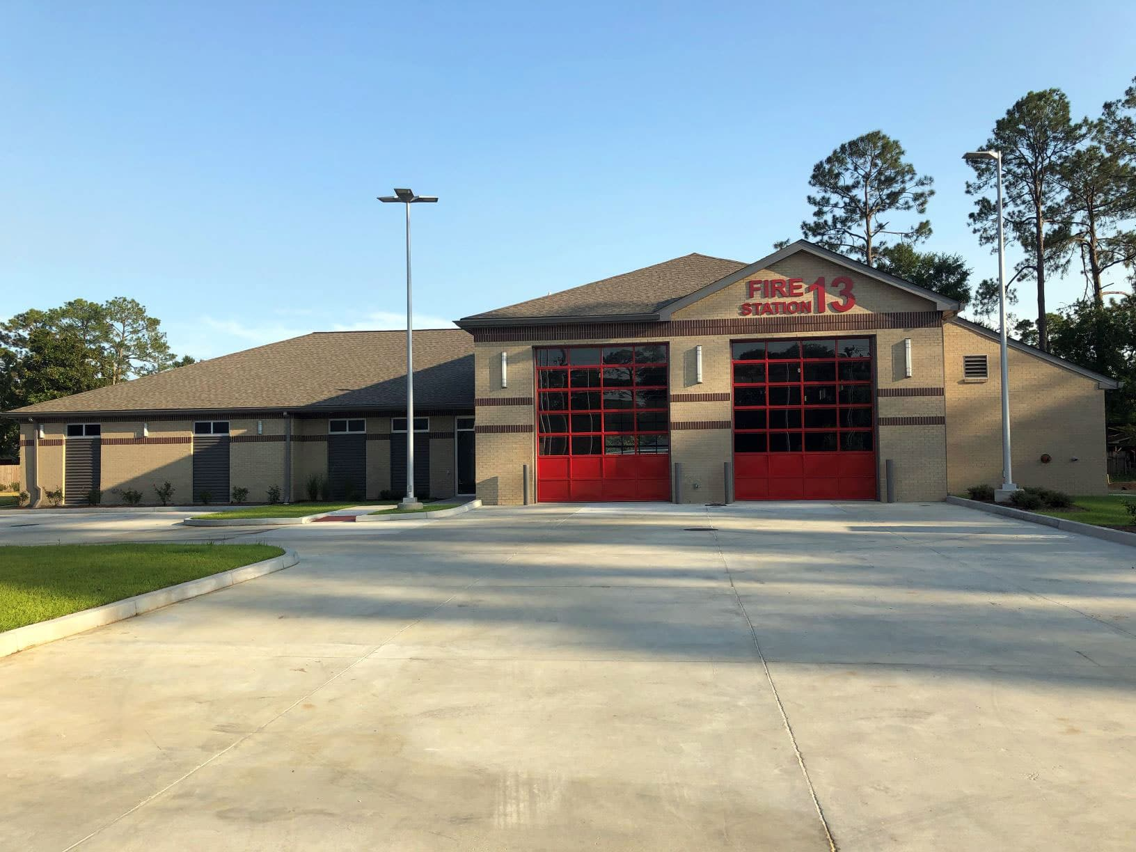 VERTEX Surety Claims, St Tammany Parish Fire Station, 53206
