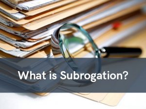 VERTEX Blog, What is Subrogation? By Joseph Hodge