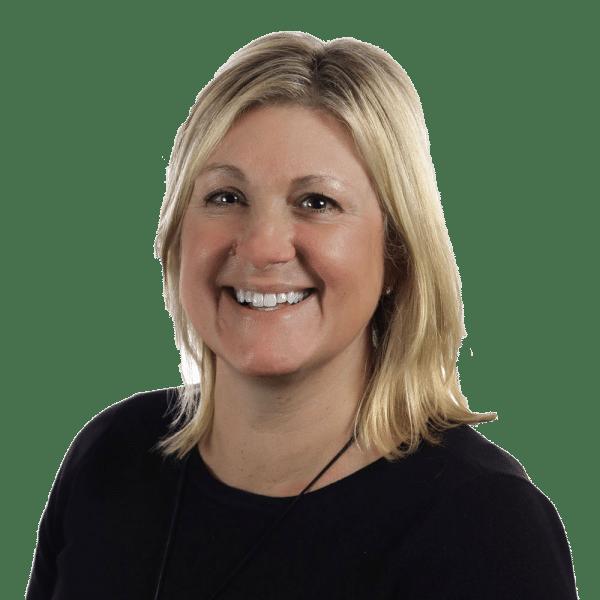 VERTEX VP of Administration, Jill Mandile