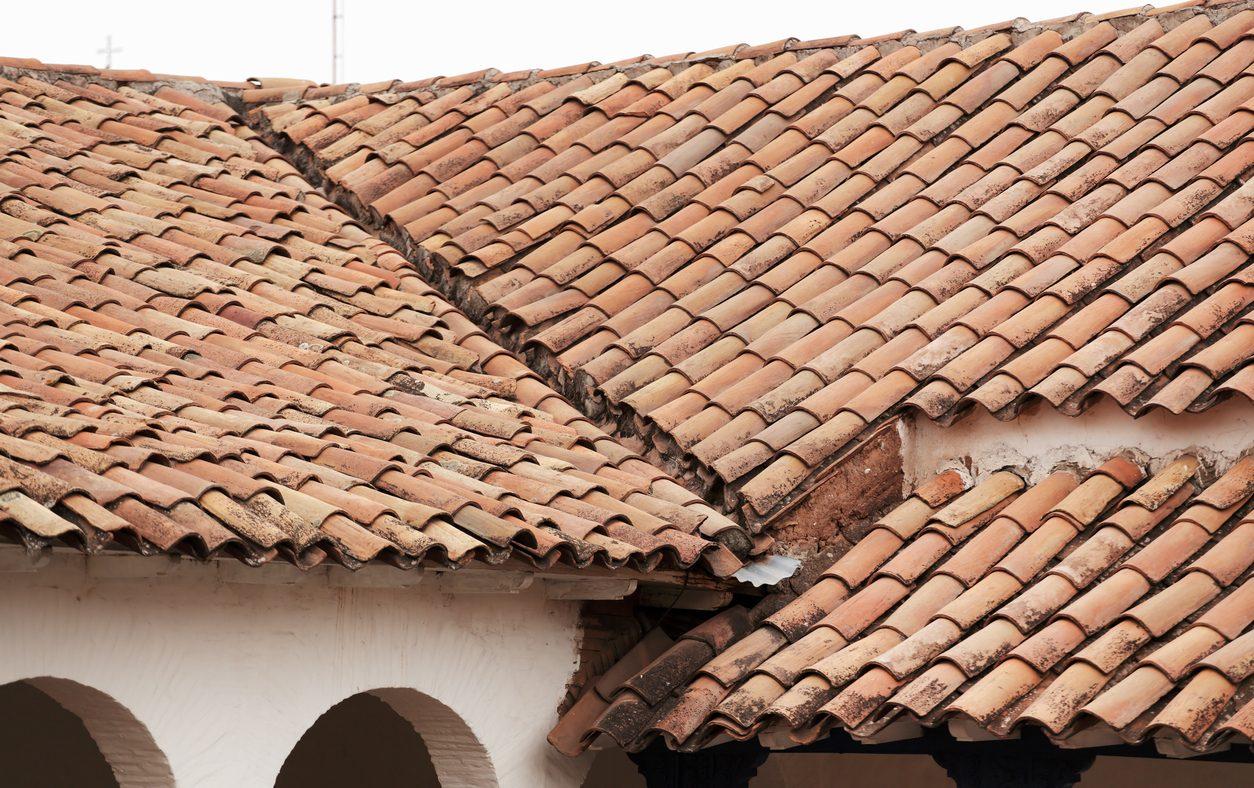 Clay & Concrete Roof Tiles: Is It Hail Damage? | VERTEX