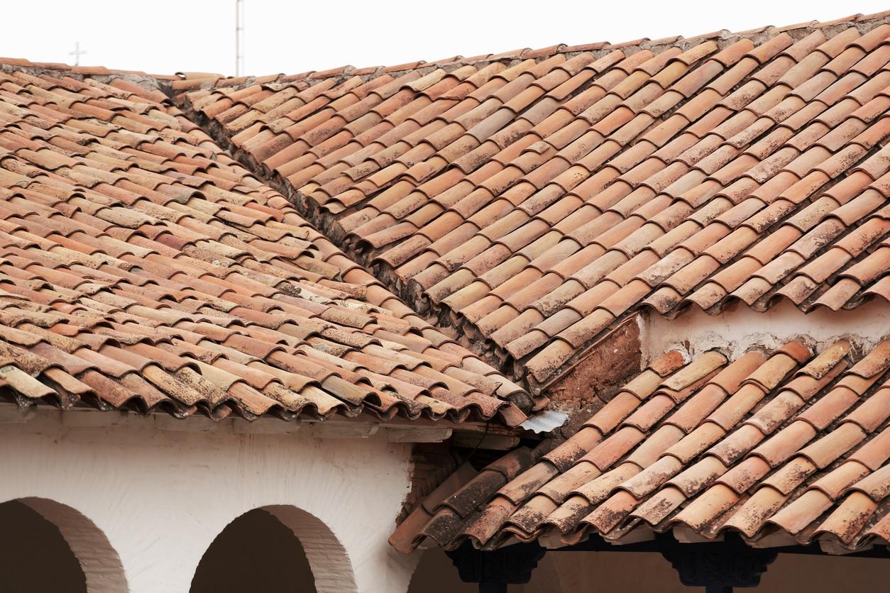 Clay Amp Concrete Roof Tiles Is It Hail Damage Vertex