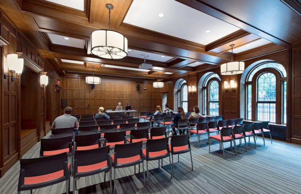 Boston University Myles Standish Hall