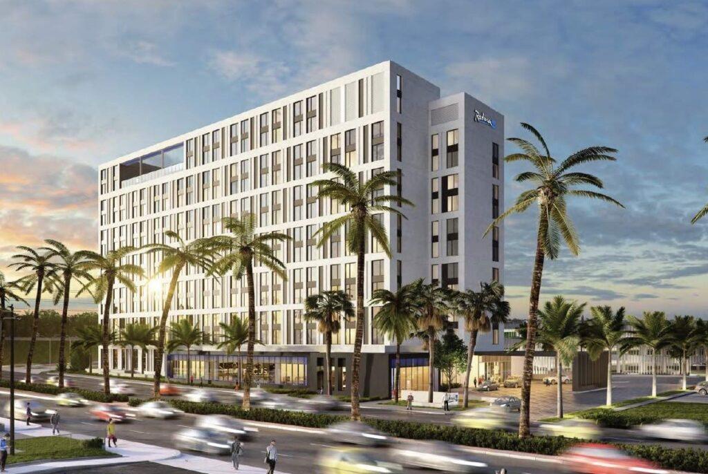 VERTEX Owner's Representation, Radisson Blu Hotel