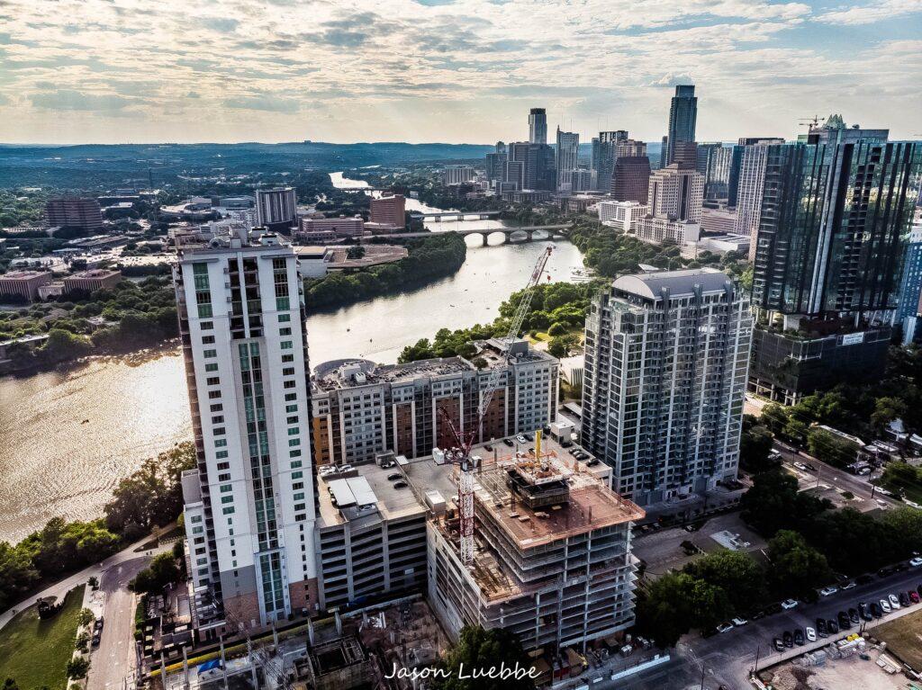 48 East Aerial Image