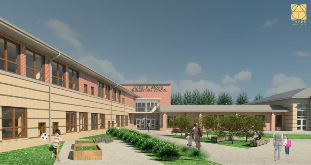 Clyde Brown Elementary School