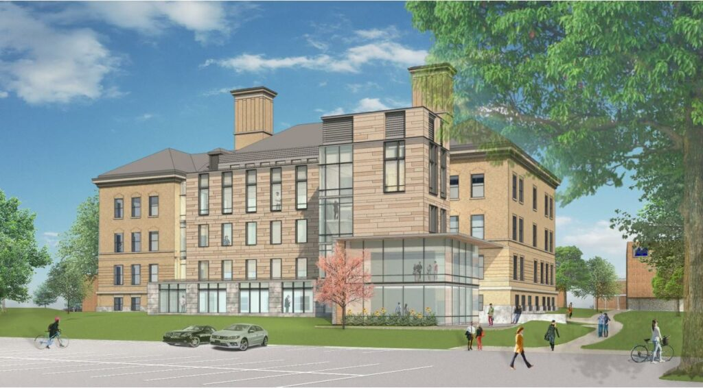 University of Massachusetts Lowell Coburn Hall