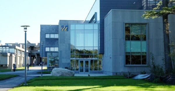University of Massachusetts Dartmouth Charlton College of Business