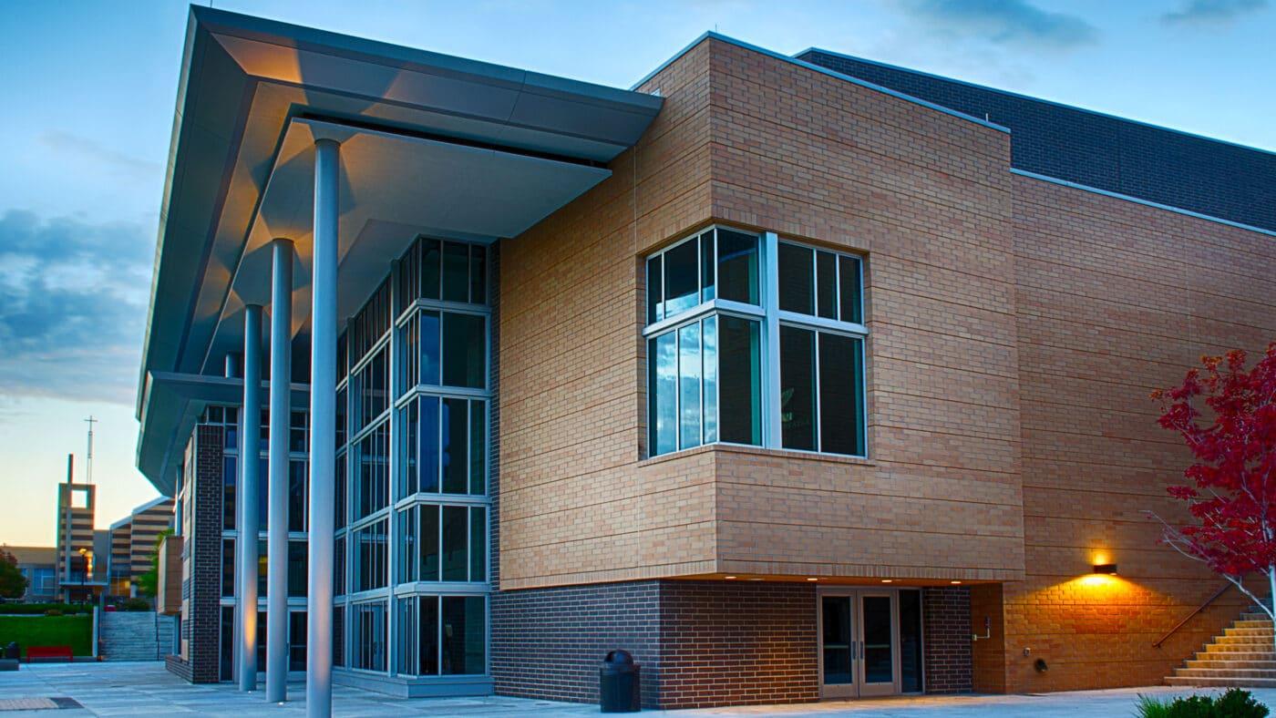 Regis Jesuit High School Performing Arts Center