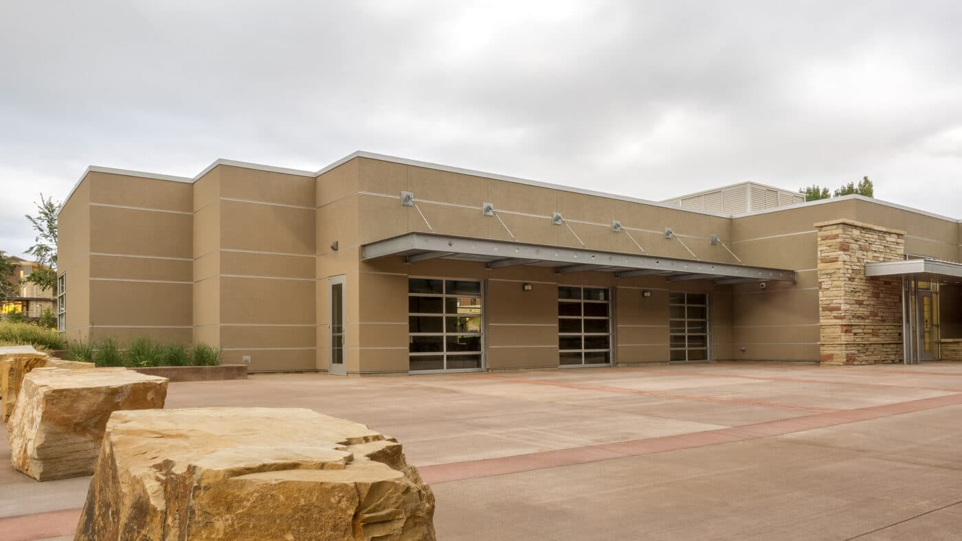 Colorado State University, Health and Exercise Science Building