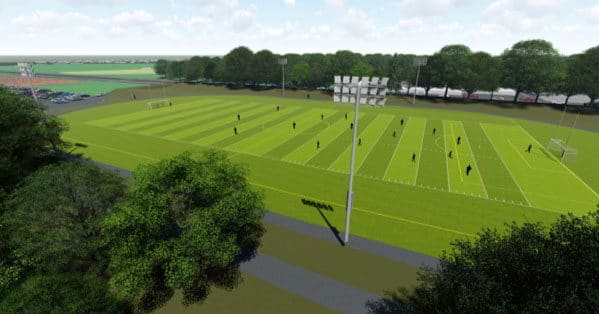 Lake Park Athletic Field