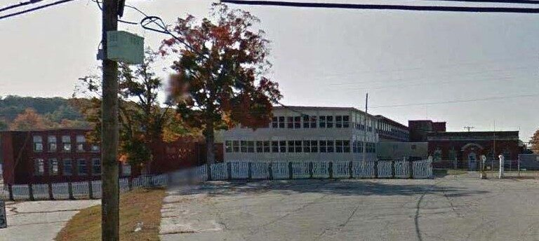 Former Industrial/Manufacturing Plant