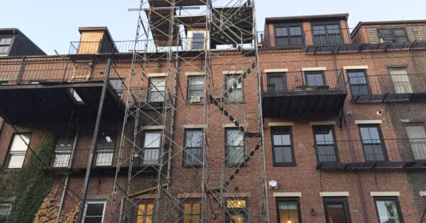 Damage Repair for Condominium Trust
