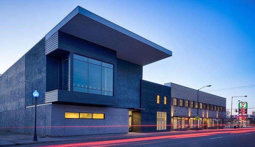 Colorado Ballet Building
