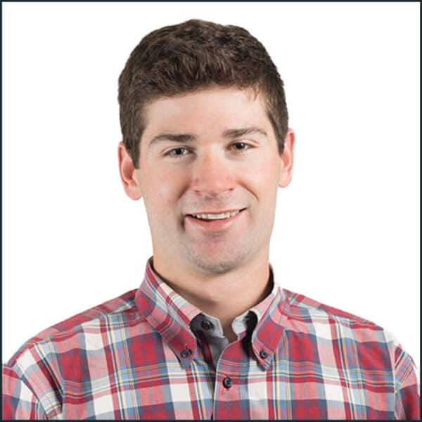 VERTEX Student Spotlight, Jared O'Brien