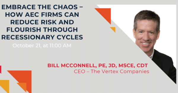 VERTEX's CEO Bill McConnell Keynote at Zweig Group's Elevate AEC Conference