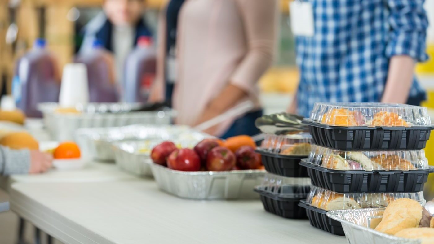 Charitable Giving to Food Banks in 2020