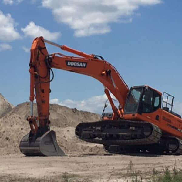 Redevelopment Soil Remediation of Former Quarry