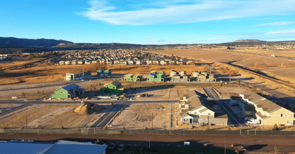 Wagons West Subdivision