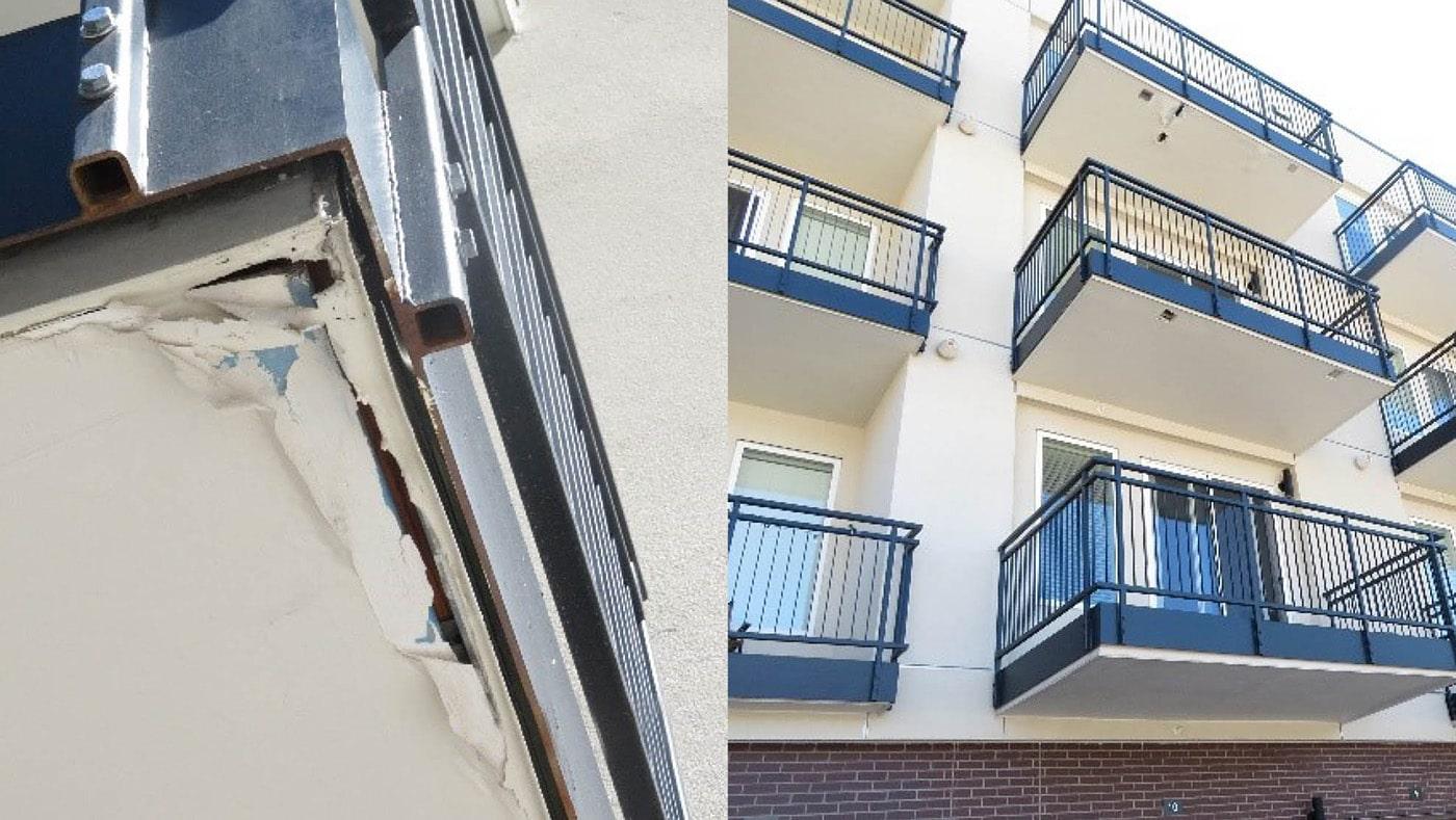 18 Building Apartment Complex