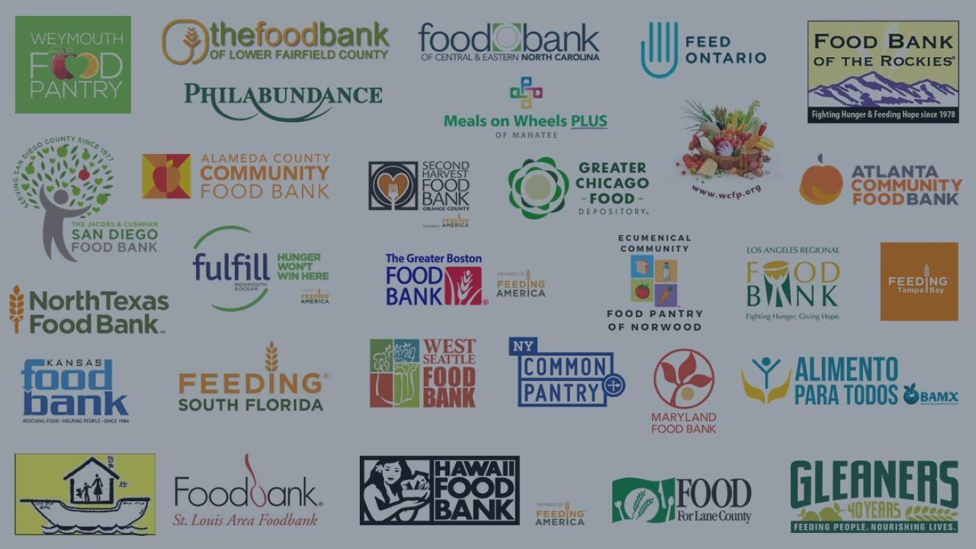 VERTEX 2020 Food Bank Drive