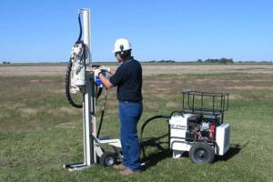 DPT Drill Rig courtesy of Geoprobe