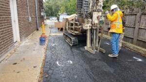 Environmental Drilling Direct Push Technology