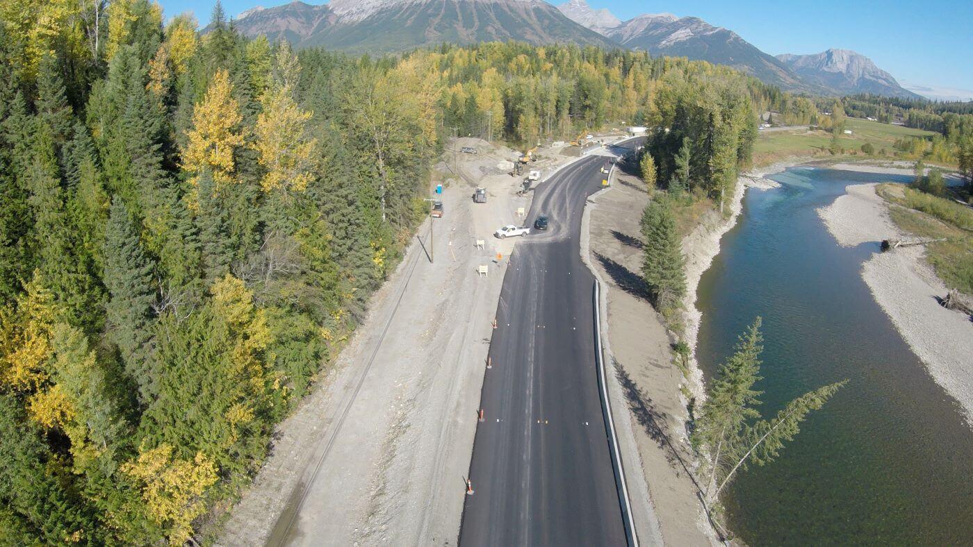 Western Canada Bridge Reconstruction