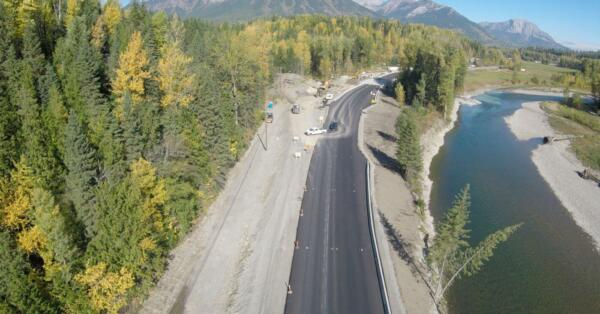 Western Canada Bridge Reconstruction